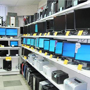 Компьютерные магазины Зырянки