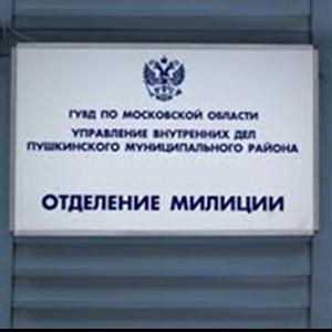 Отделения полиции Зырянки