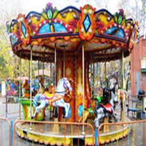 Парки культуры и отдыха Зырянки