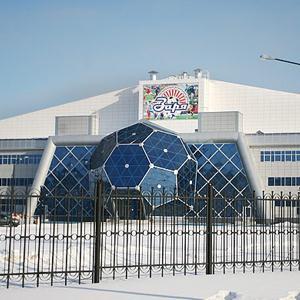 Спортивные комплексы Зырянки