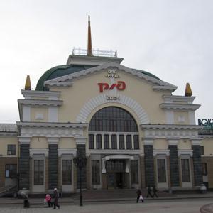 Железнодорожные вокзалы Зырянки